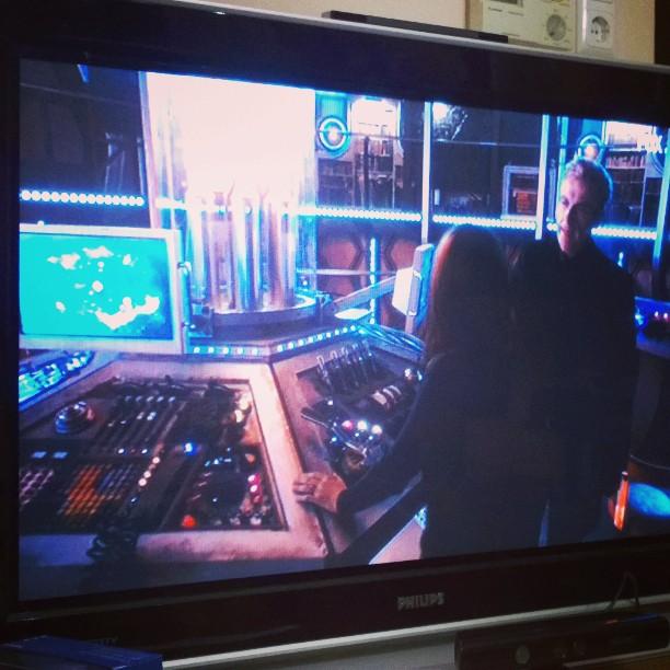 Noch mal #RobotOfSherwood gucken. <3#DoctorWho #Fox