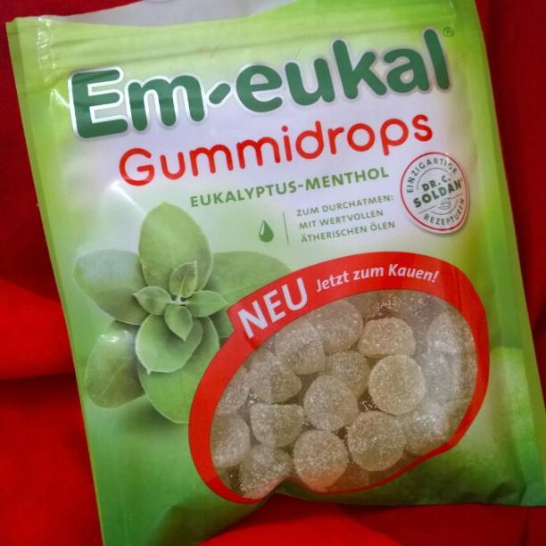 Die sind mal wirklich gut&helfen!#Halsschmerzen #Drops #Bonbons #Eukalyptus