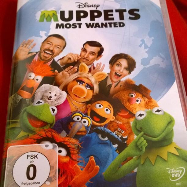 #Sushi und #Muppets <3