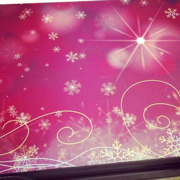 Da klingelt gerade der Paketmann&ich bin ganz überrascht das er etwas für mich hat!#Rossmann #Weihnachten #Freude